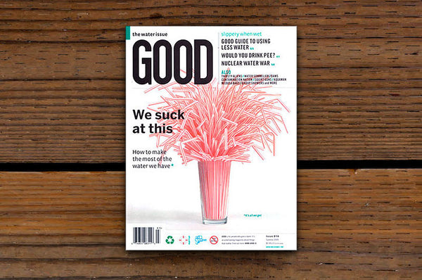 GOOD Magazine Issue 16 - Bestellen bei LOREM (not Ipsum) - Bern (Schweiz)