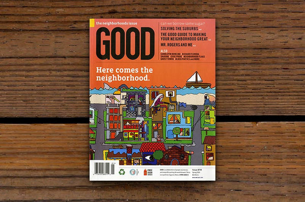 GOOD Magazine Issue 19 - Bestellen bei LOREM (not Ipsum) - Bern (Schweiz)