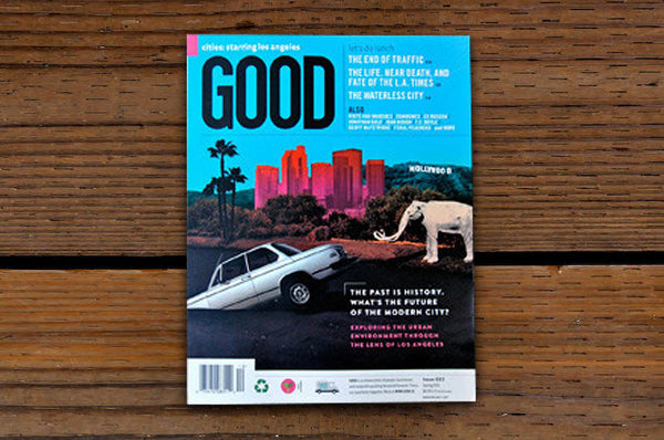 GOOD Magazine Issue 23 - Bestellen bei LOREM (not Ipsum) - Bern (Schweiz)