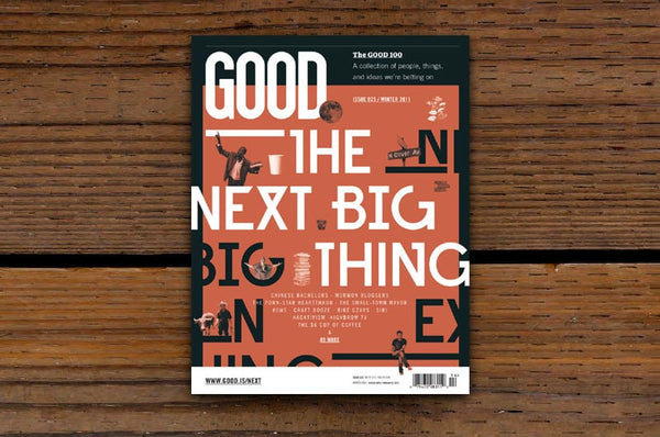 "GOOD Magazine ""The GOOD 100"" (Ausgabe 025)"