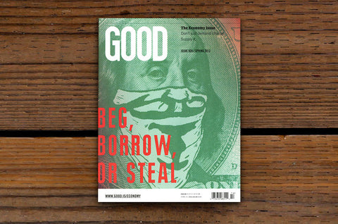 GOOD Magazine Issue 26 - Bestellen bei LOREM (not Ipsum) - Bern (Schweiz)