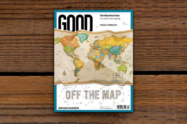 GOOD Magazine Issue 27 - Bestellen bei LOREM (not Ipsum) - Bern (Schweiz)