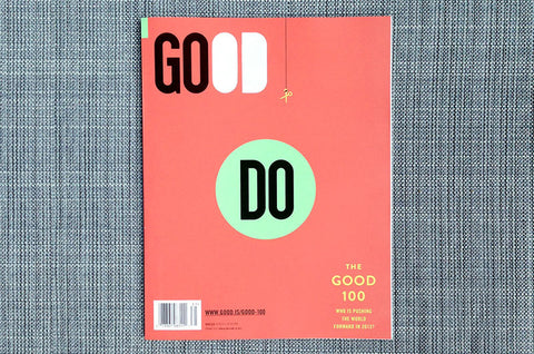 GOOD Magazine Issue 28 - Bestellen bei LOREM (not Ipsum) - Bern (Schweiz)