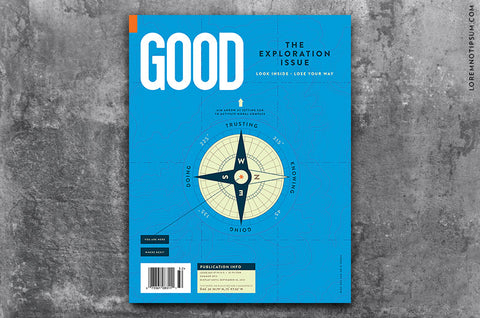 GOOD Magazine Issue 29