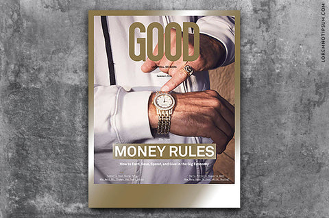 GOOD Magazine Issue 37 – Bestellen bei LOREM (not Ipsum) in Zürich (Schweiz)