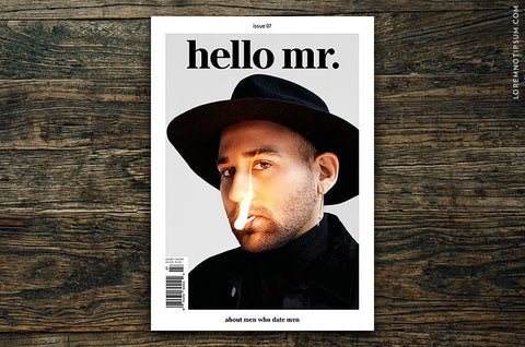 Hello Mr. Issue 7 - Bestellen bei LOREM (not Ipsum) in Zürich (Schweiz)