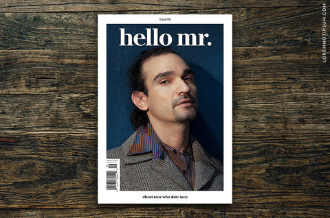 Hello Mr. Issue 8 - Bestellen bei LOREM (not Ipsum) in Zürich (Schweiz)