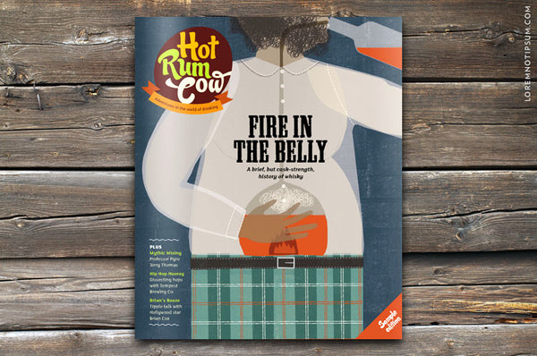 Hot Rum Cow Issue 3 - Bestellen bei LOREM (not Ipsum) - Bern (Schweiz)