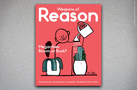Weapons of Reason Issue 2 - Bestellen bei LOREM (not Ipsum) in Zürich (Schweiz)