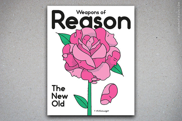 Weapons of Reason Issue 3 – Bestellen bei LOREM (not Ipsum) in Zürich (Schweiz)