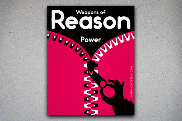 Weapons of Reason – Issue 4 (Power)
