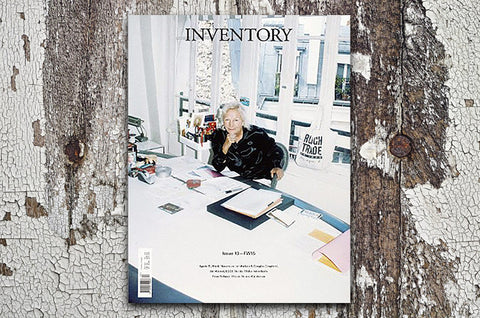Inventory Magazine Issue 13 - Bestellen bei LOREM (not Ipsum) in Zürich (Schweiz)