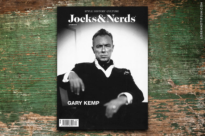 Jocks & Nerds Magazine Issue 12 – Bestellen bei LOREM (not Ipsum) in Bern (Schweiz)