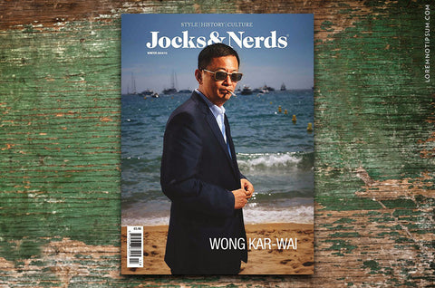 Jocks & Nerds Magazine Issue 13 – Bestellen bei LOREM (not Ipsum) in Bern (Schweiz)