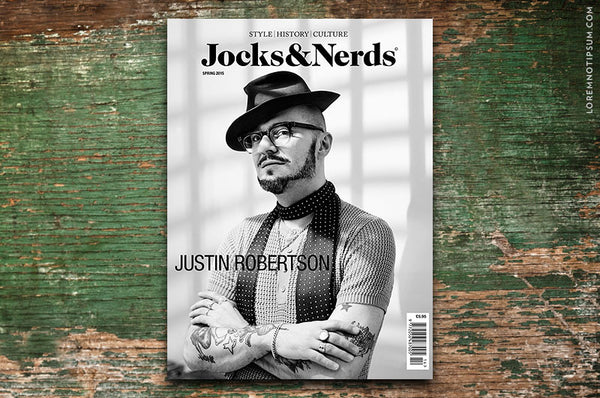 Jocks & Nerds Magazine Issue 14 – Bestellen bei LOREM (not Ipsum) in Bern (Schweiz)