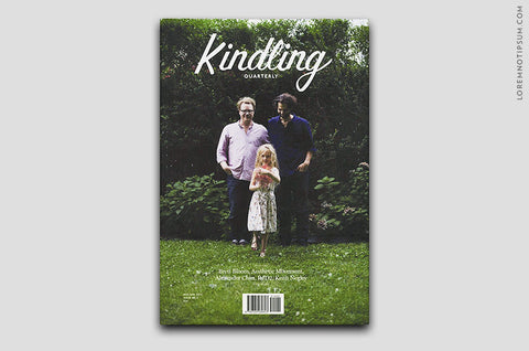 Kindling Quarterly Issue 4 - Bestellen bei LOREM (not Ipsum) - Bern (Schweiz)