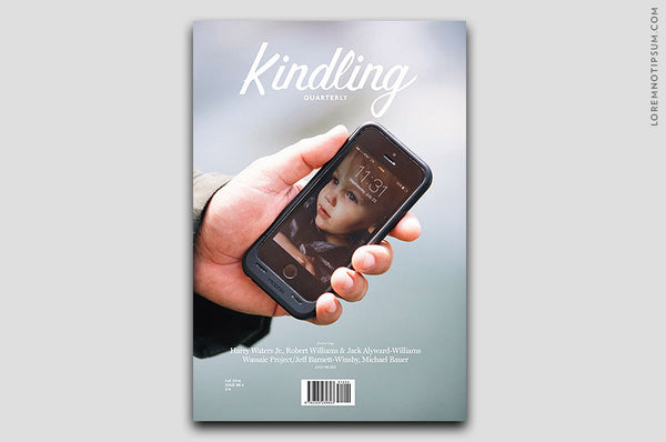 Kindling Quarterly Issue 6 - Bestellen bei LOREM (not Ipsum) - Bern (Schweiz)