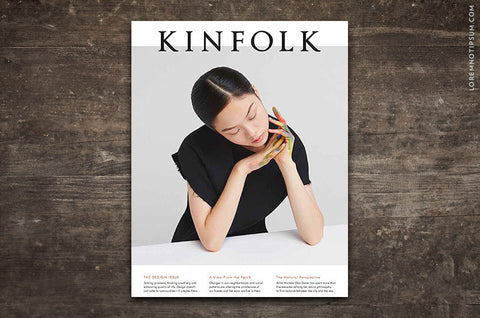 Kinfolk Magazine Issue 18 - Bestellen bei LOREM (not Ipsum) in Zürich (Schweiz)