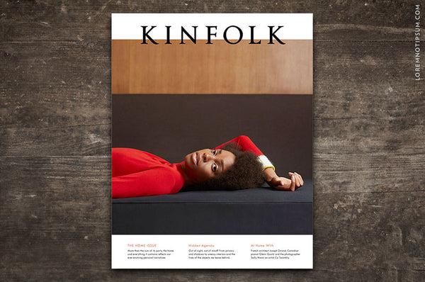 Kinfolk Magazine Issue 21 – Bestellen bei LOREM (not Ipsum) in Zürich (Schweiz)