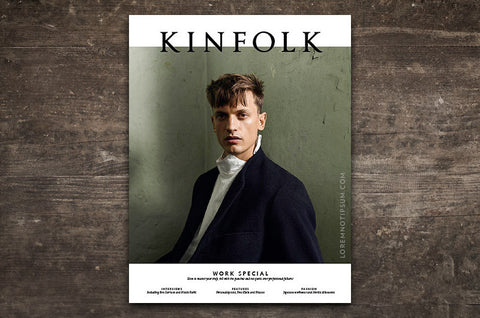 Kinfolk Magazine Issue 22 – Bestellen bei LOREM (not Ipsum) in Zürich (Schweiz)