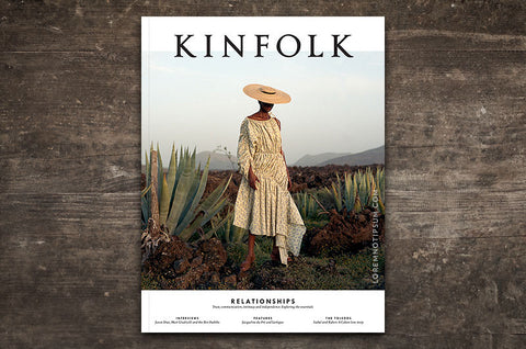 Kinfolk Magazine Issue 24 – Bestellen bei LOREM (not Ipsum) in Zürich (Schweiz)