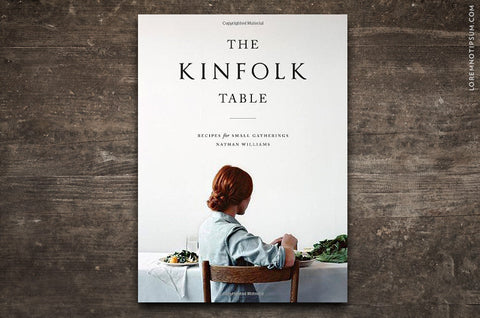 The Kinfolk Table - Bestellen bei LOREM (not Ipsum) - Bern (Schweiz)