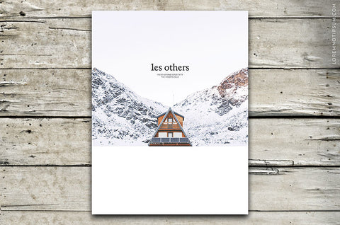 Les Others Magazine Volume 2 – Bestellen bei LOREM (not Ipsum) in Zürich (Schweiz)
