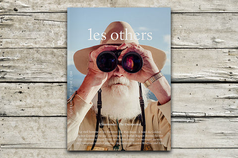 Les Others Magazine Volume 5 – Bestellen bei LOREM (not Ipsum) in Zürich (Schweiz)