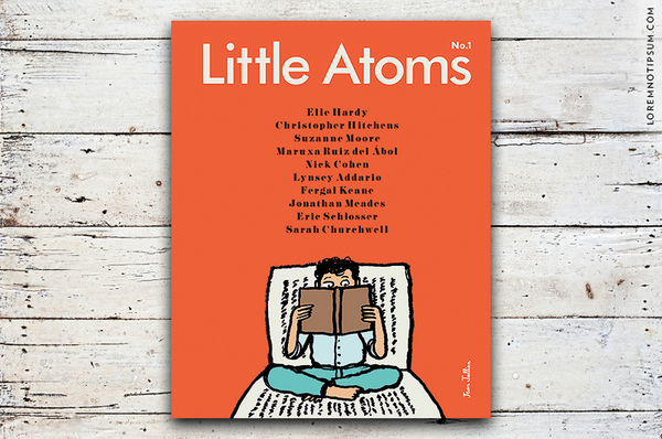 Little Atoms Magazine No. 1 – Bestellen bei LOREM (not Ipsum) in Zürich (Schweiz)