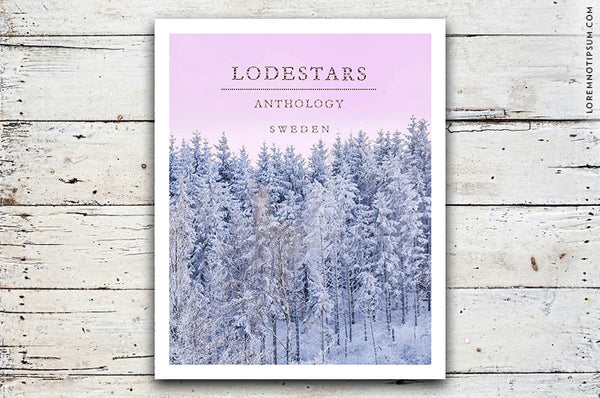 Lodestars Anthology Issue 5 (Sweden) – Bestellen bei LOREM (not Ipsum) in Zürich (Schweiz)
