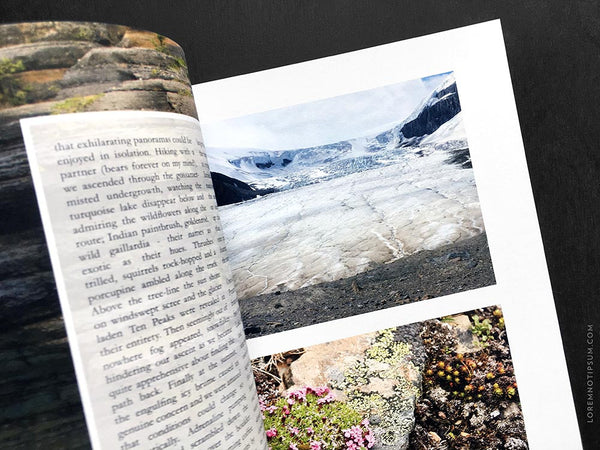 Lodestars Anthology Issue 6 (Canada) – Bestellen bei LOREM (not Ipsum) in Zürich (Schweiz)