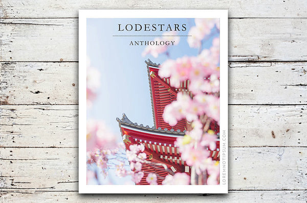 Lodestars Anthology Issue 7 (Japan) – Bestellen bei LOREM (not Ipsum) in Zürich (Schweiz)