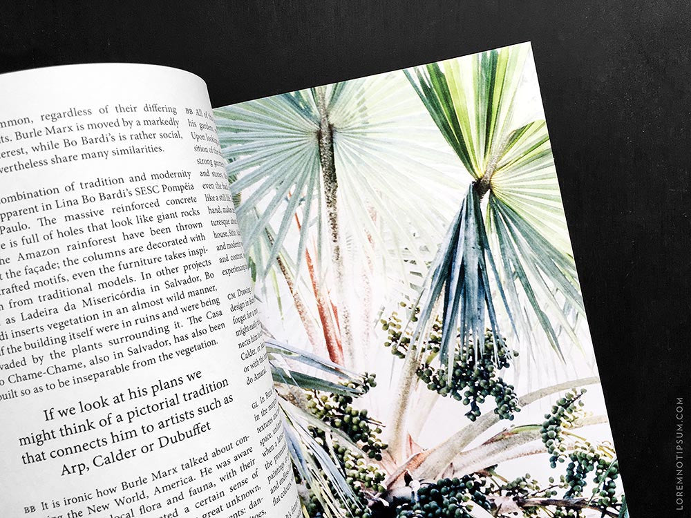 The Plant Journal Issue 9 – Bestellen bei LOREM (not Ipsum) in Zürich (Schweiz) – loremnotipsum.com