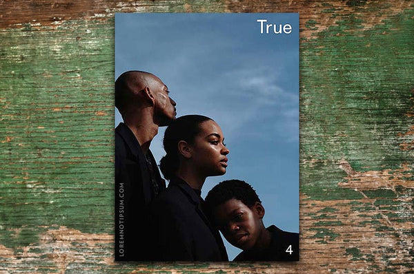 True Magazine Issue 4 – Bestellen bei LOREM (not Ipsum) in Zürich (Schweiz)
