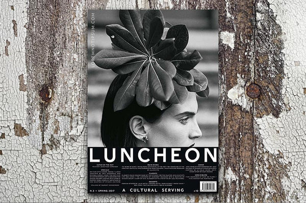 Luncheon Magazine Issue 3 – Bestellen bei LOREM (not Ipsum) in Zürich (Schweiz)