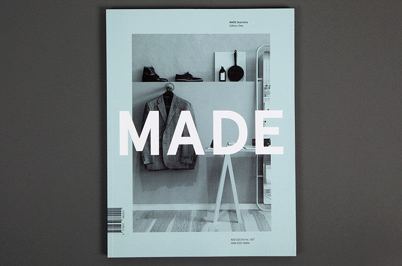 MADE Quarterly – Issue 1 – loremnotipsum.com