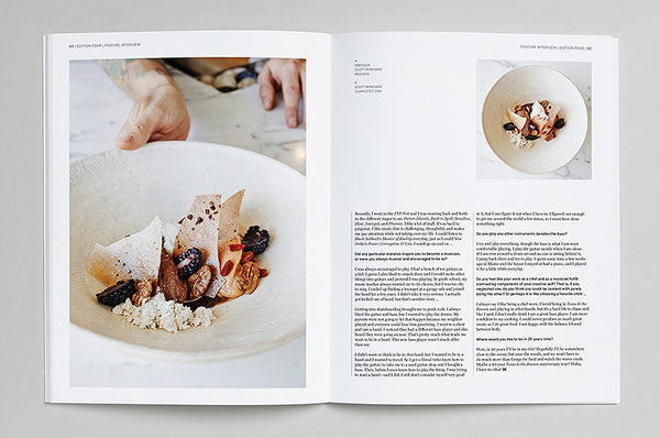 MADE Quarterly Issue 4 - Bestellen bei LOREM (not Ipsum) - Bern (Schweiz)