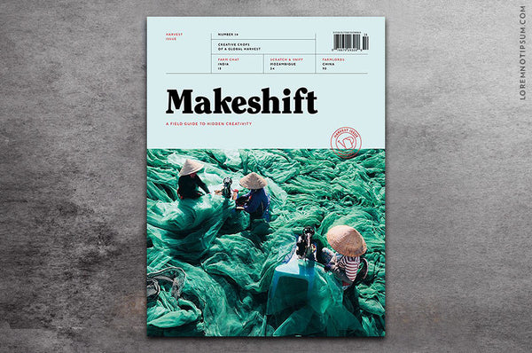 Makeshift Magazine Issue 14 - Bestellen bei LOREM (not Ipsum) in Zürich (Schweiz)