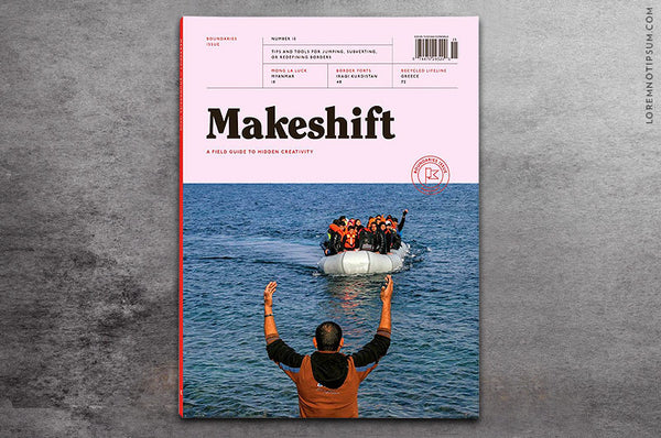 Makeshift Magazine Issue 15 – Bestellen bei LOREM (not Ipsum) in Zürich (Schweiz)