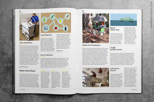 Makeshift Magazine Issue 2 - Bestellen bei LOREM (not Ipsum) - Bern (Schweiz)