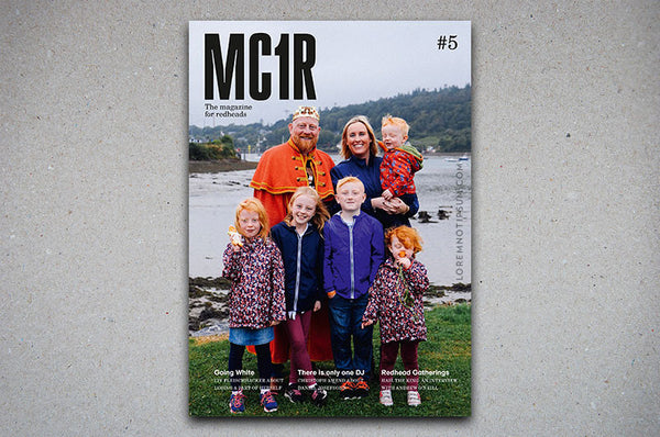 MC1R Magazine Issue 5 – Bestellen bei LOREM (not Ipsum) in Zürich (Schweiz)