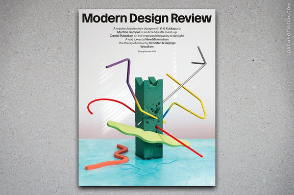 Modern Design Review Issue 1 - Bestellen bei LOREM (not Ipsum) - Bern (Schweiz)
