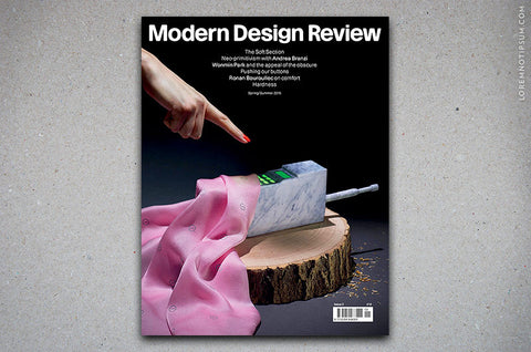 Modern Design Review Issue 2 - Bestellen bei LOREM (not Ipsum) - Bern (Schweiz)