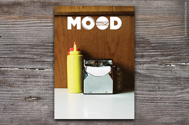 MOOD Magazine Issue 2 – Bestellen bei LOREM (not Ipsum) in Bern