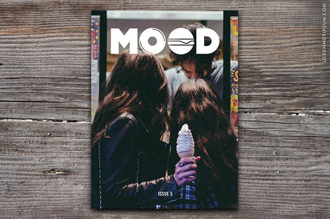 MOOD Magazine Issue 5 – Bestellen bei LOREM (not Ipsum) in Bern