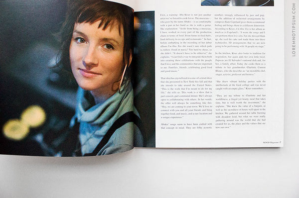 MOOD Magazine Issue 7 – Bestellen bei LOREM (not Ipsum) in Bern