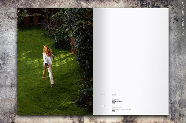 Noon Magazine Issue 5 (SS16) – Bestellen bei LOREM (not Ipsum) in Zürich (Schweiz)