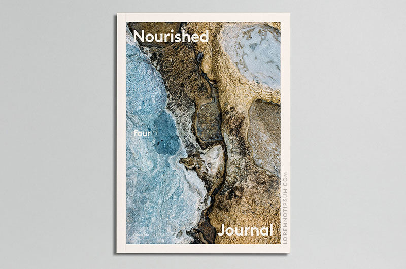 Nourished Journal Edition Four – Bestellen bei LOREM (not Ipsum) in Zürich (Schweiz)