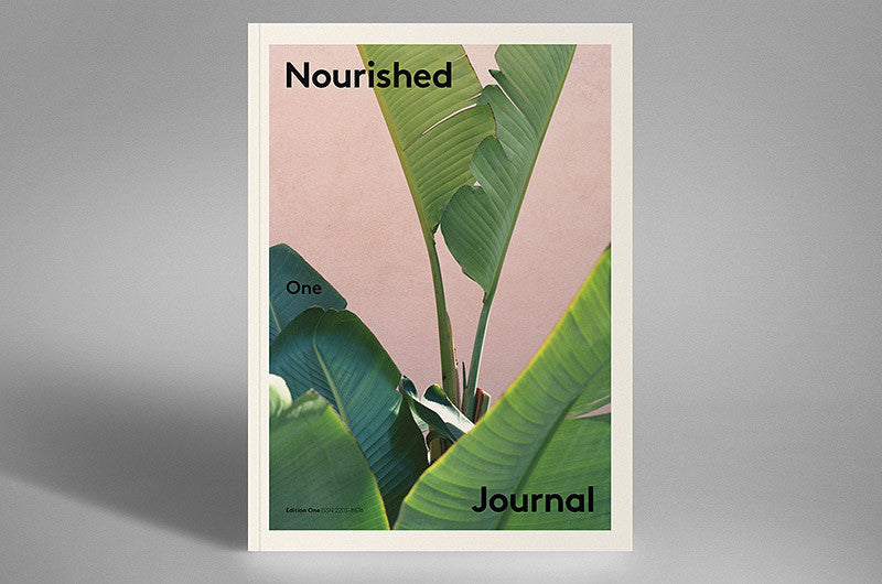 Nourish Journal Edition One - Bestellen bei LOREM (not Ipsum) - Bern (Schweiz)