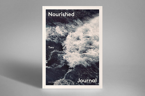 Nourish Journal Edition Two - Bestellen bei LOREM (not Ipsum) - Bern (Schweiz)